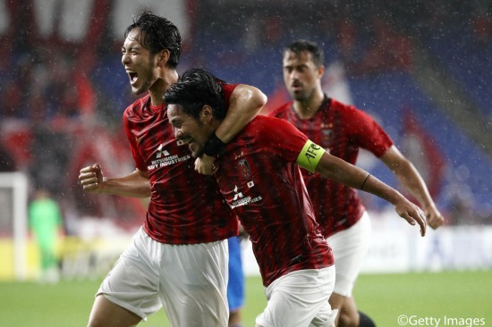 Ulsan Hyundai 0-3 Urawa Red Diamonds (Aggregate 2-4) ACL 2019