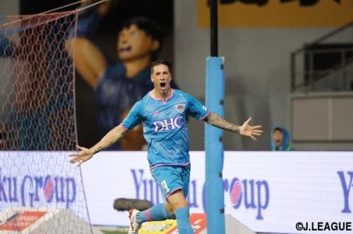 Fernando Torres (Sagan Tosu) 2 goals vs Shimizu S Pulse