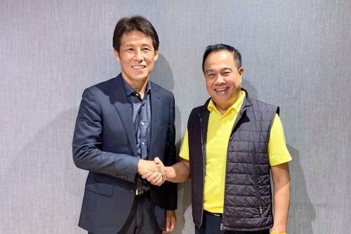 Welcome to Thailand, Akira Nishino