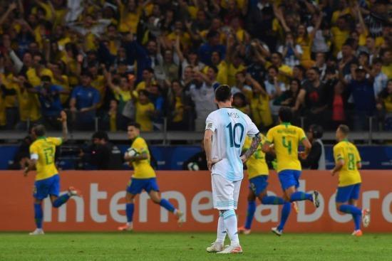 Brazil 1-0 Argentina copa america 2019