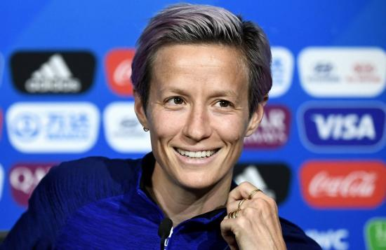 Megan Rapinoe slammed FIFA over scheduling, prize money and overall investment in womens soccer
