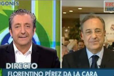 Josep Pedrerol real madrid