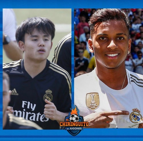 Kubo and Rodrygo wont see first team action due to passport limitation