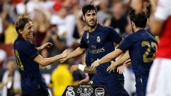 Marco Asensio has ruptured his ACL according to preliminary scans