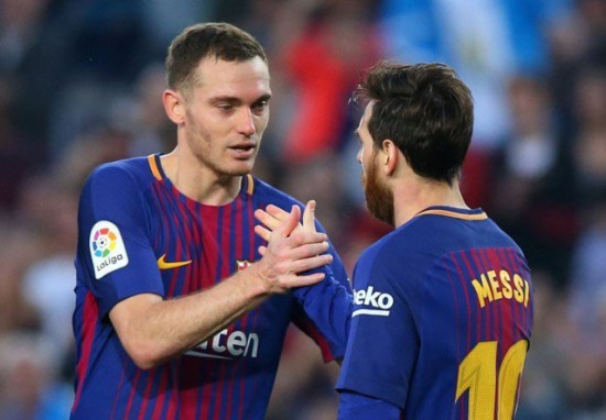 Thomas Vermaelen to join Vissel Kobe