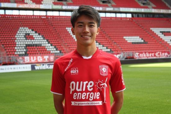 fc twente sign talented striker keito