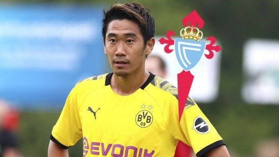 Shinji Kagawa set to join CELTA VIGO
