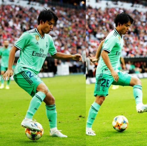 Takefusa Kubo vs Fenerbahce 2019