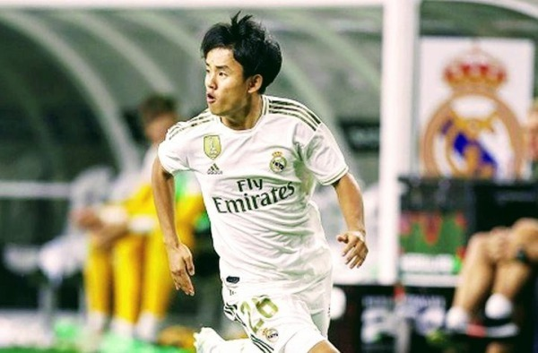 Real Madrid are flooded with loan offers for Kubo Takefusa