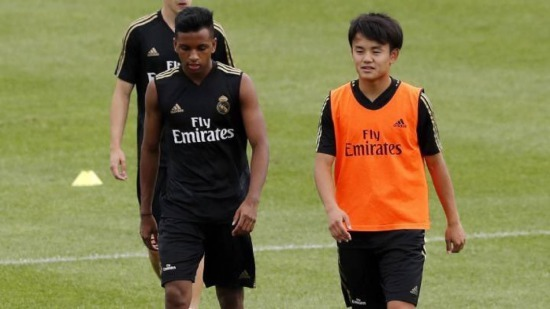 Kubo and Rodrygo are expected to play with Castilla tomorrow their debut with Raúl González