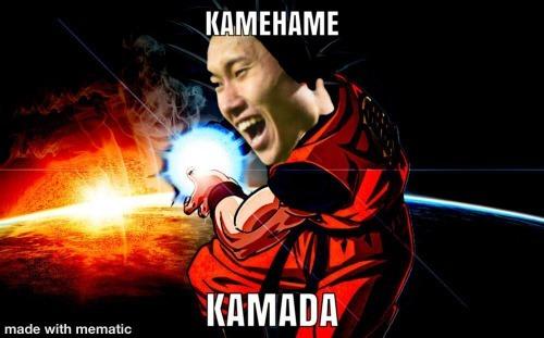 Kamada kamehameha