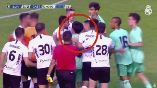 Burgos 3-2 Castilla kubo takefusa