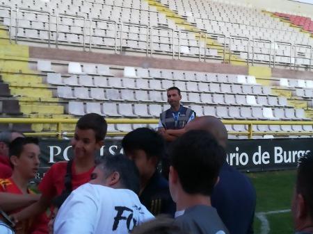 Burgos 3-2 Real Castilla