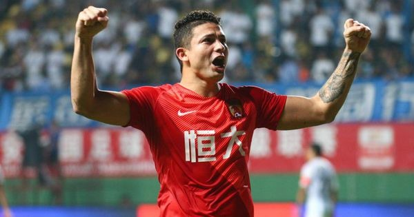 China Call Up Brazilian Striker Elkeson