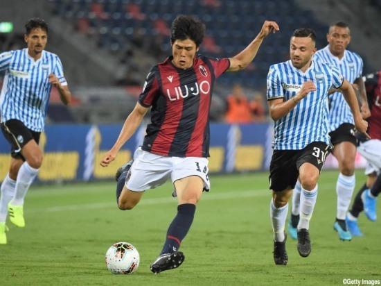 Tomiyasu VS SPAL