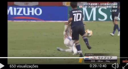 Dont hurt Nakajima porto fans