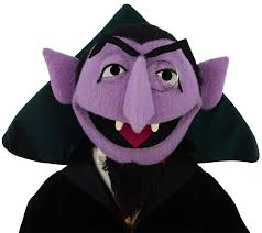 Suarez is Count von Count