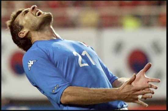Vieri still mad at 2002 korea