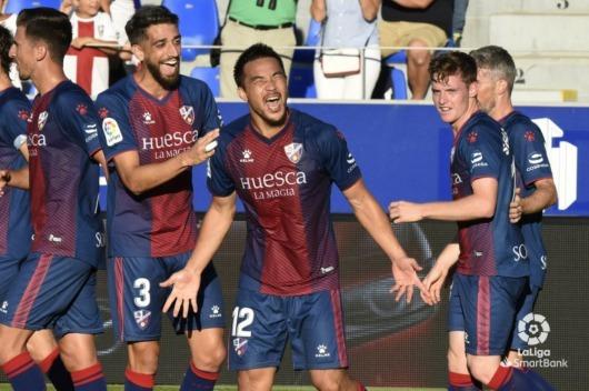 Huesca 1-0 Girona Shinji Okazaki Great Goal