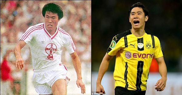Asian players that achieve legend status in european clubs