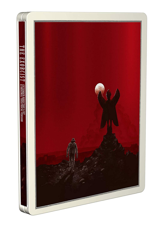 エクソシスト ディレクターズカット版 & オリジナル劇場版 イタリア盤 MONDO x STEELBOOK スチールブック