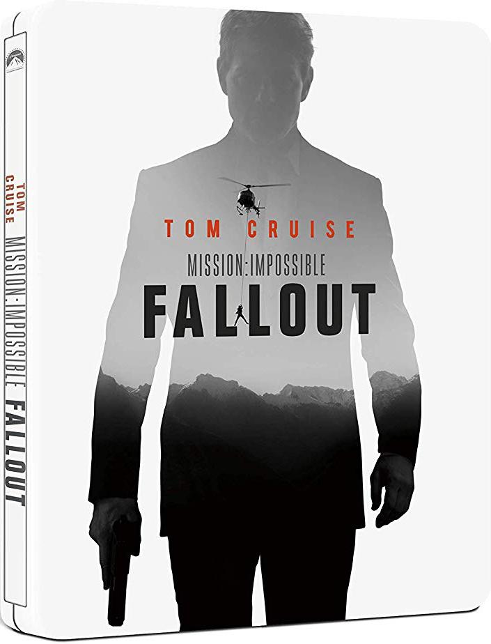 ミッション:インポッシブル フォールアウト Amazon.co.jp限定 スチールブック Mission: Impossible – Fallout steelbook