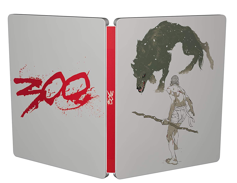 300 〈スリーハンドレッド〉 イタリア盤 MONDO x STEELBOOK スチールブック