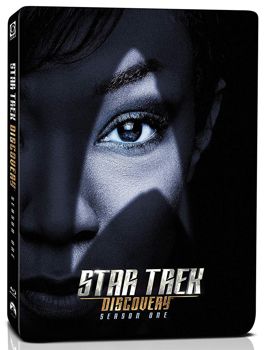 スター・トレック:ディスカバリー シーズン1 BD-BOX スチールブック仕様 Star Trek: Discovery steelbook