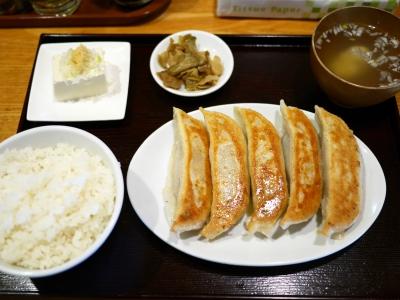 大山餃子隆_ジャンボ餃子_板橋01
