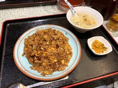上海庭_上海料理_神保町_チャーハン01