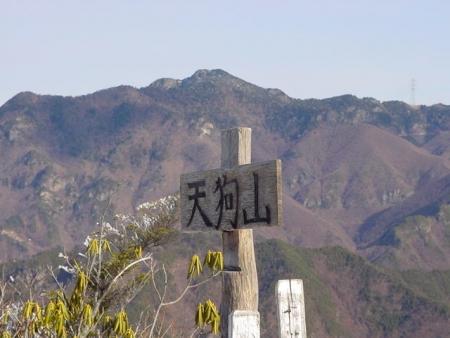 011208天狗山から御座山b