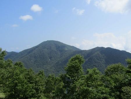 190801地蔵岳~長七郎山 (5)黒檜山s