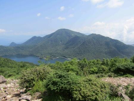 190801地蔵岳~長七郎山 (8)黒檜山s