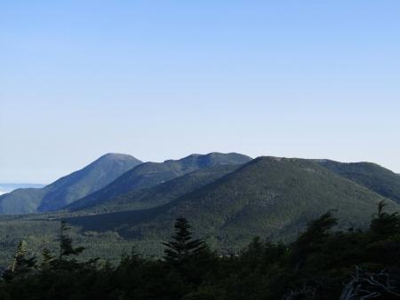 190804丸山~冷山~茶臼山 (15)蓼科山~茶臼山s