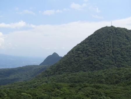 190824臥牛山 (5)二ッ岳・水沢山s
