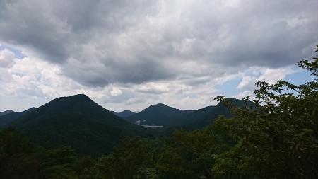 190824臥牛山 (14)榛名富士~烏帽子ヶ岳s