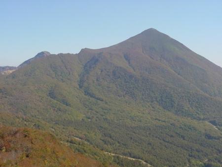021012猫魔ヶ岳から磐梯山b