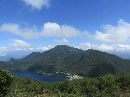 190908地蔵岳 (8)黒檜山s