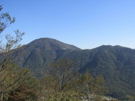191002地蔵岳~鈴ヶ岳 (14)黒檜山s