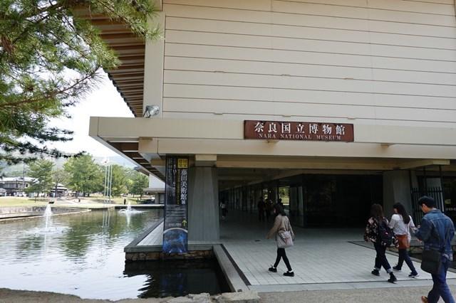 20190421 奈良国立博物館(曜変天目茶碗) (2)