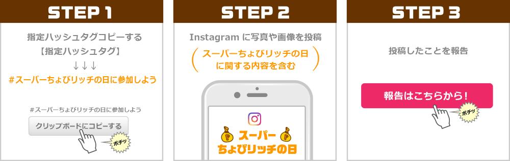 Instagramで貯める
