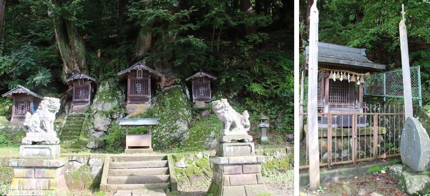 秋葉神社_摂社