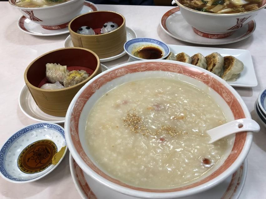 喜京屋の料理