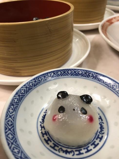 喜京屋のもちもちパンダ