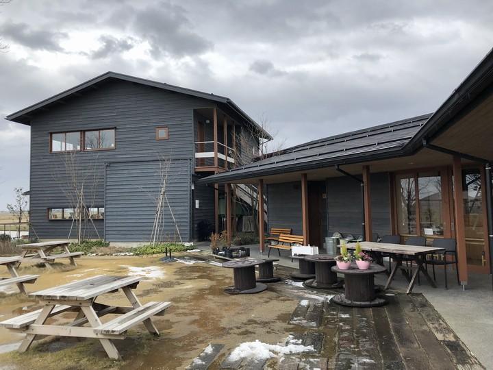 農園のカフェ厨房 TONERIKO(トネリコ)
