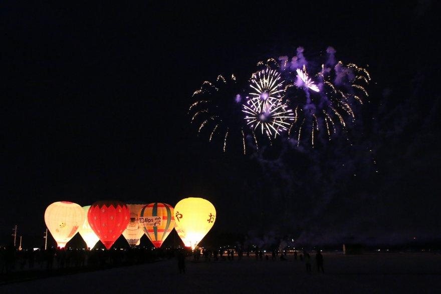 第43回おぢや風船一揆 グローバルーンフェスティバル