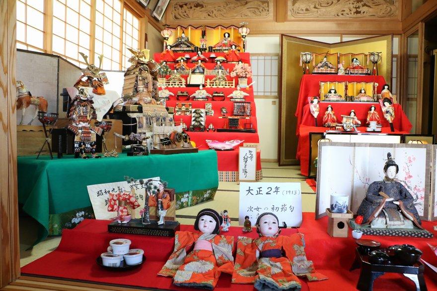 木戸畳店の人形さま