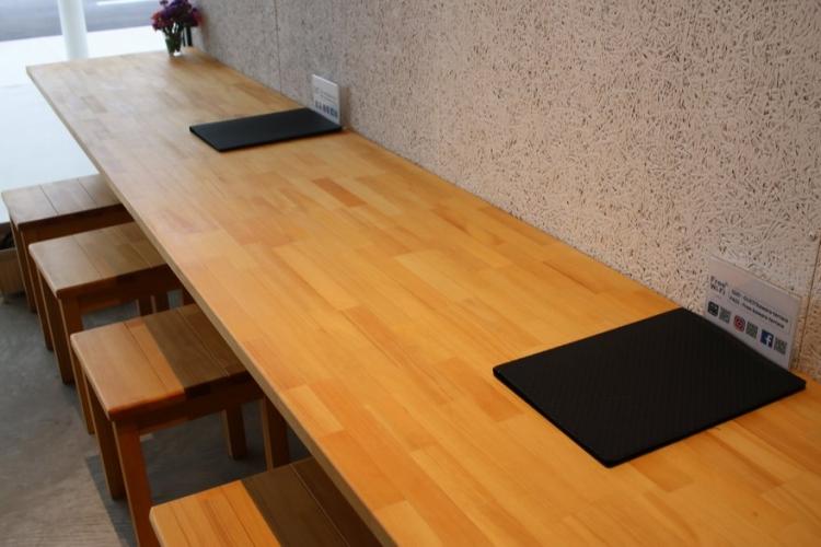 瓦テラスレストラン カウンター席