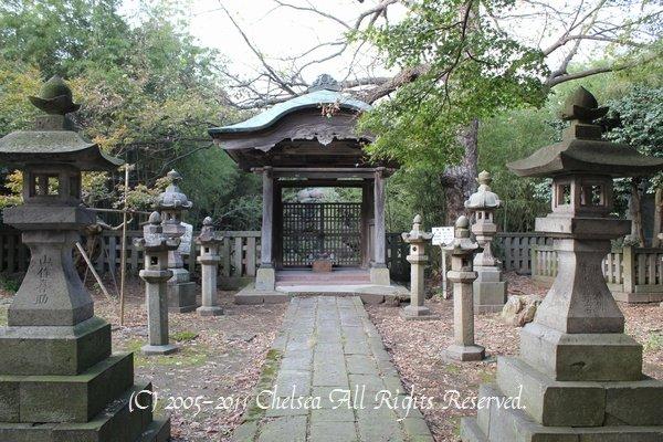 西方寺旧跡