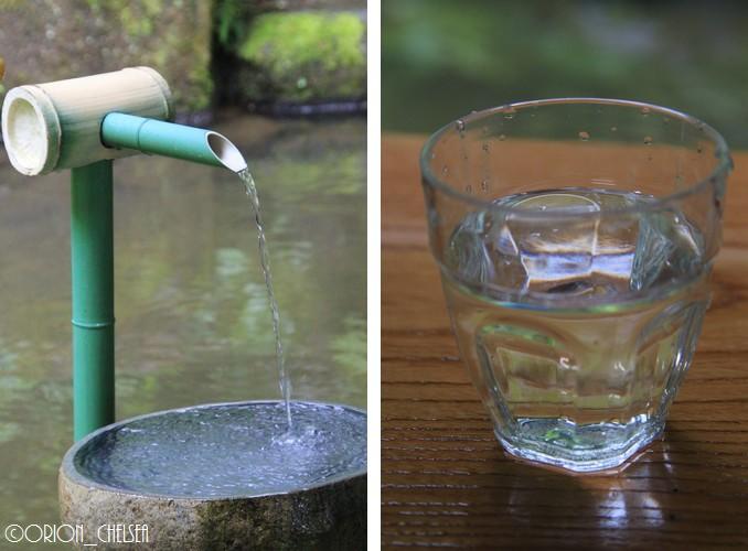 日本一うまいトコロテン_トコロテンの清水
